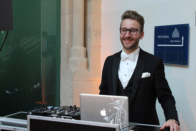 DJ Hannover Hochzeit Event Monty